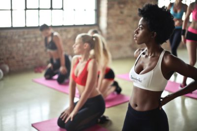 Self-care isn't always a solo event, sometimes the best self-care can include things like a workout with a good friend, or even a makeout session with your partner....