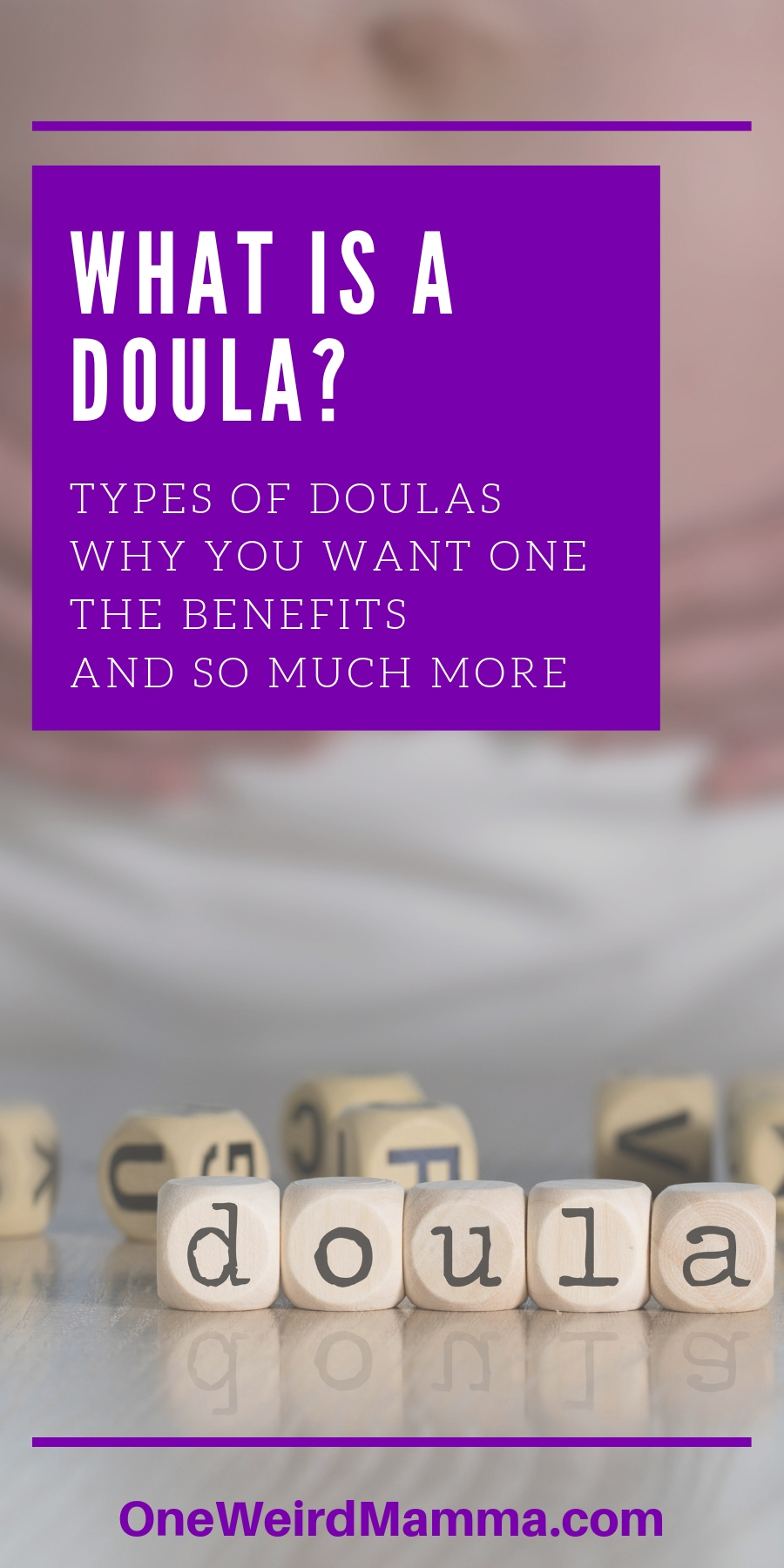 Do you know what a Doula is?  Despite their growing popularity among labouring women this birth support role is often mysterious and misunderstood.  Here is what you really need to know.