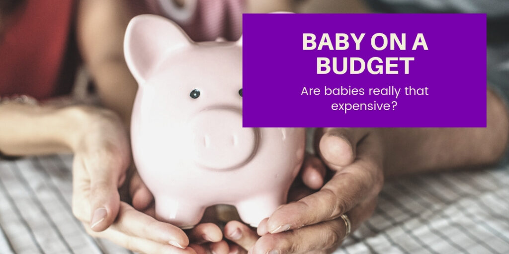 Baby on a Budget, are Babies Really that Expensive?