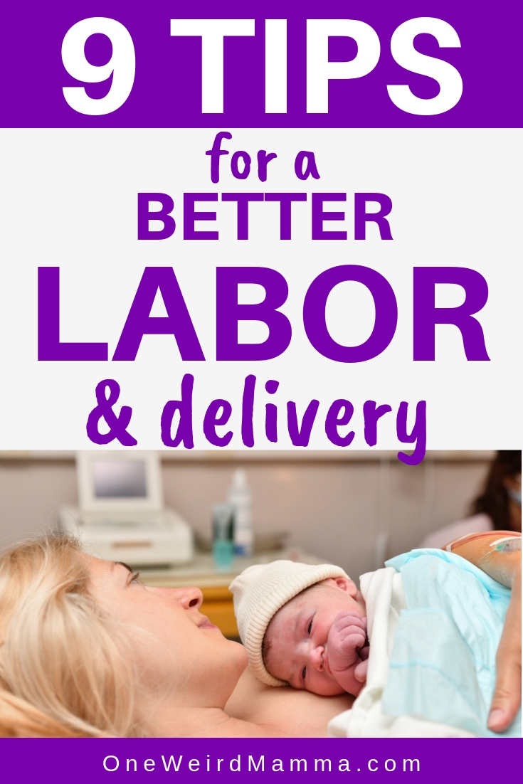 AWESOME Childbirthing and labor tips to prepare for your best birth experience.  From preventing tearing to how to mentaly prepare, everything you need to know for all kinds of birth.
